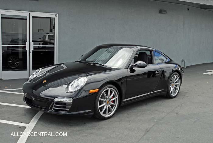 Porsche 911 4s 2010 White Autos Post
