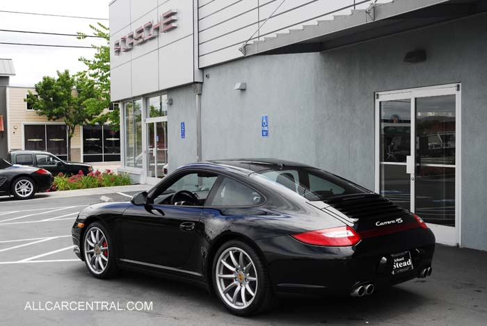 Porsche 911 Carrera 4s 2010 Test Drive All Car Central