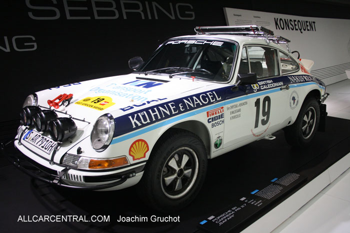Porsche Museum Cars Gallery 2 All Car Central Magazine