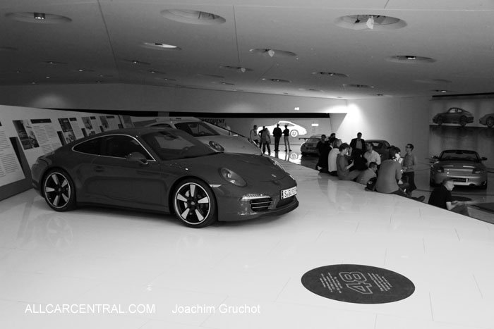 Porsche Museum Sound Night 2013