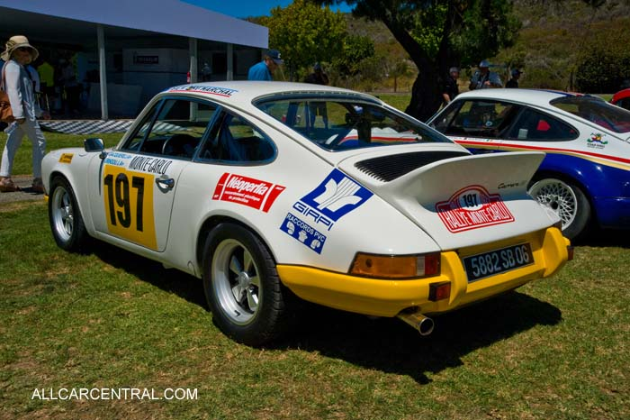 Porsche 911 RS sn-9113600526 1973  Porsche Works Reunion 2015