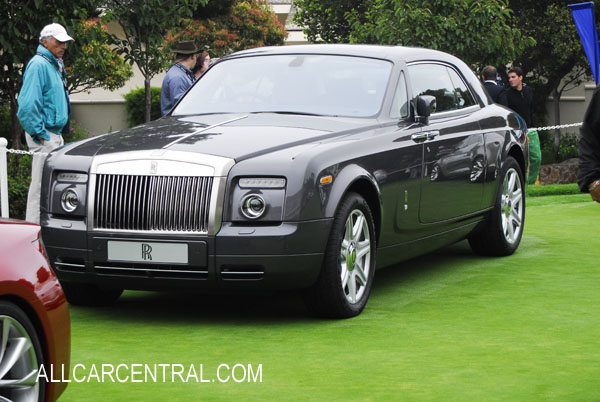 Rolls-Royce Phantom Coupe 2009