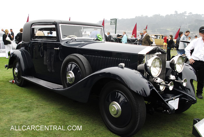 rolls-royce photographs and technical all car central magazine