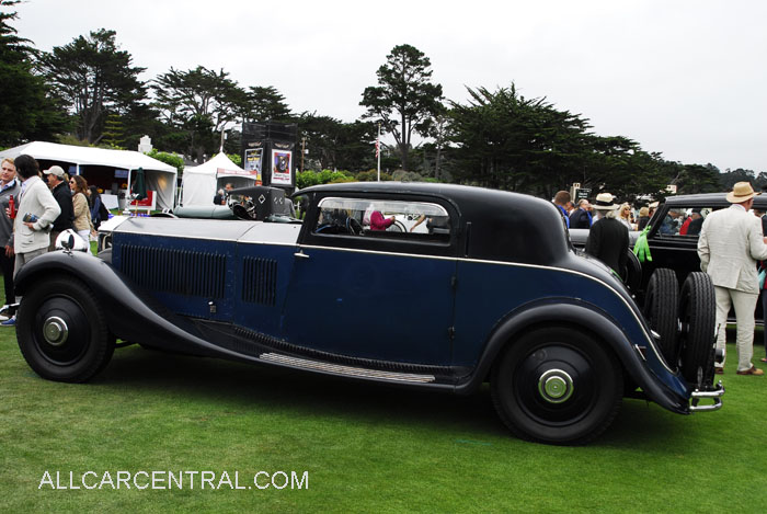 Rolls-Royce Phantom II Continental Windovers Coupe 1932