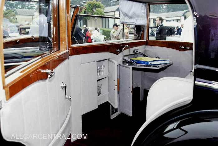 Rolls-Royce Phantom II Thrupp-Maberly Sedanca De Ville 1934
