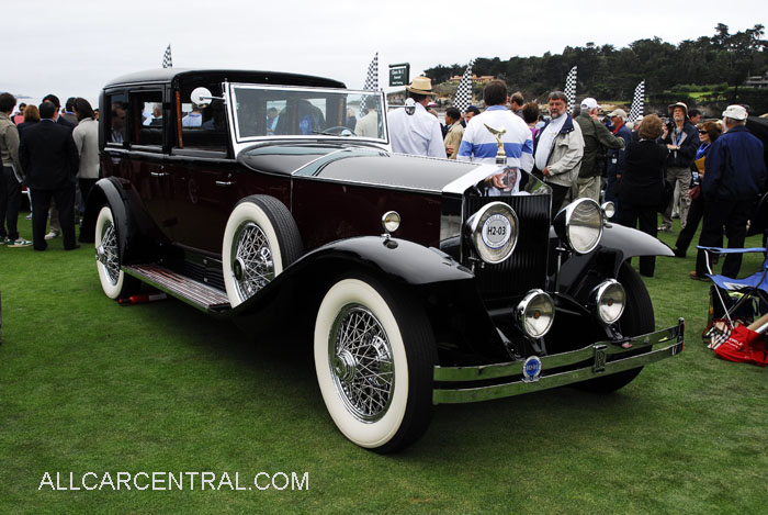 Rolls-Royce Phantom I Brewster St. Andrews 1931
