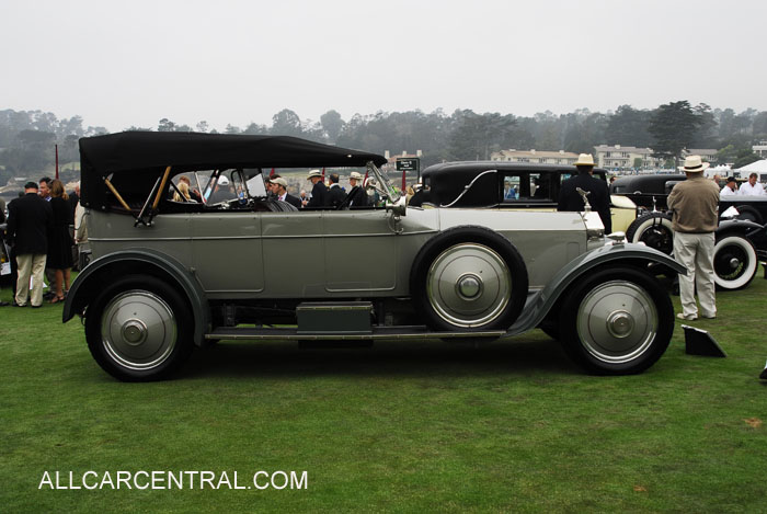 Rolls-Royce Silver Ghost 40-50 Hooper Tourer 1920