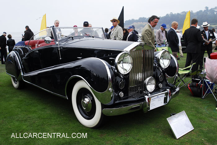 rolls-royce photographs and technical all car central magazine