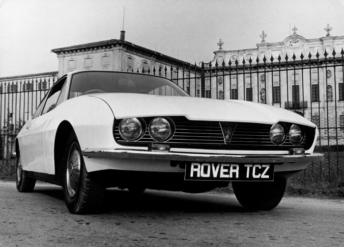 Rover 2000 TCZ 1967