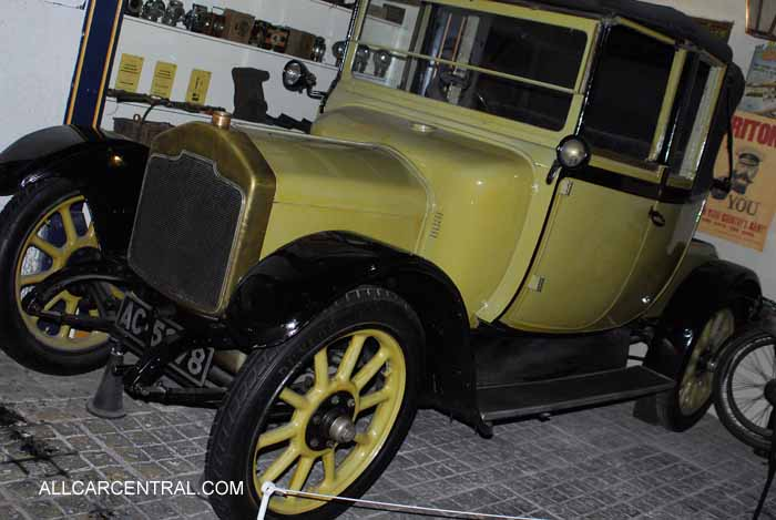 Rover Doctors Coupe 1915