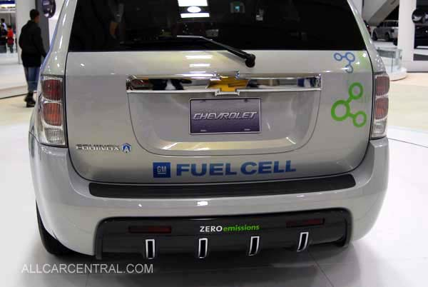 Chevrolet Equinux Fuel-Cell 2008