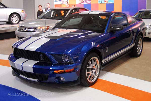 Ford Gt500 Shelby. Ford Shelby GT 500