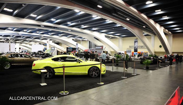 San Francisco International Auto Show - Moscone car show