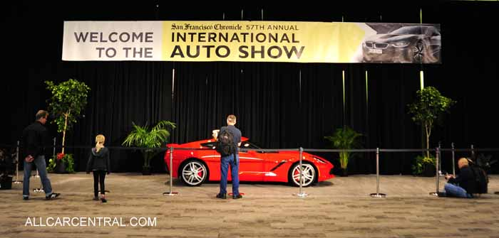 2015 San Francisco International Auto Show