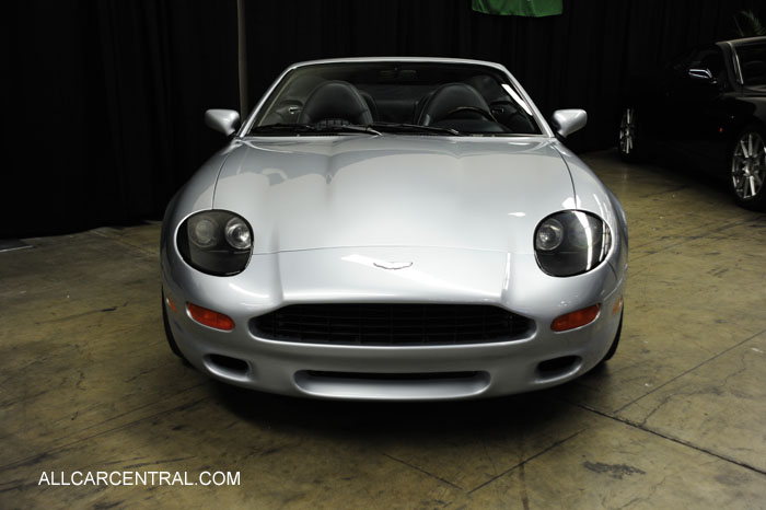 Aston Martin DB7 Volante 1997 San Francisco Chronicle