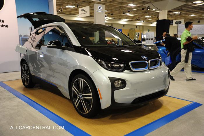 BMW i3 sn-WBY1Z2C5XFV287662 2016 San Francisco Chronicle