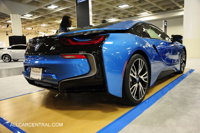 BMW i8 sn-WBY2Z2C51FV392241 2016 San Francisco Chronicle