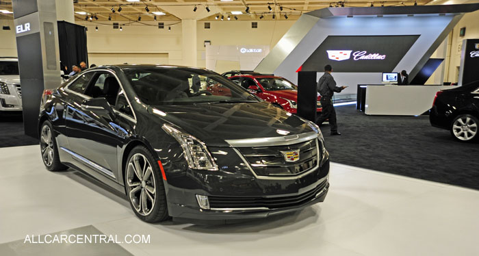Cadillac ELR sn-1G6RM1F44GU100072 2016 San Francisco Chronicle