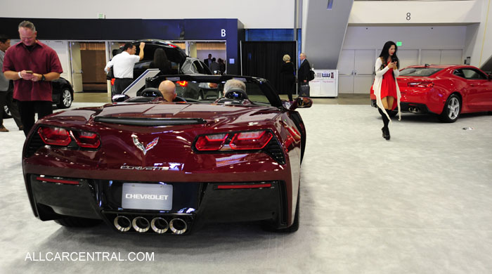 Corvette Stingray sn-1G1YD3D79G5107800 2016 San Francisco Chronicle