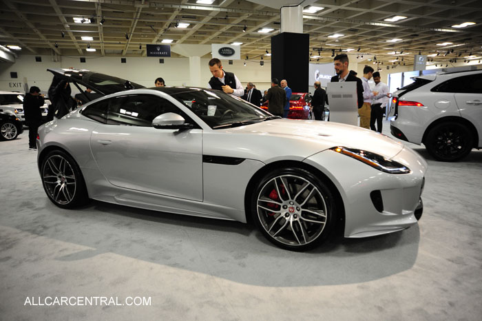 Jaguar F Type R Coupe sn-SAJWJ6DL4GMK30384 2016 San Francisco Chronicle