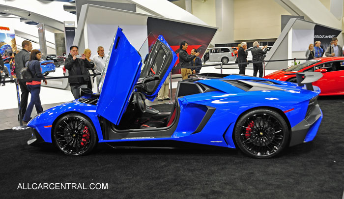 Lamborghini Aventador Superveloce sn-ZHWUT3ZD2GLA04201 2017 San Francisco Chronicle