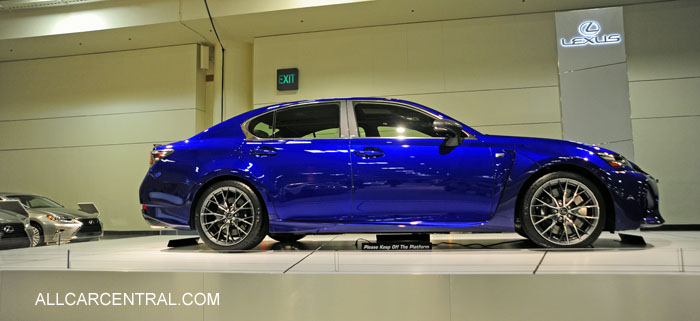 Lexus GSF 2016 San Francisco Chronicle
