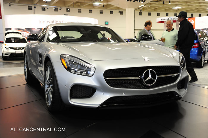 Mercedes Benz AMG GTS V8 Bi Turbo sn-WDDYJ7JA7GA004797 2016 San Francisco Chronicle
