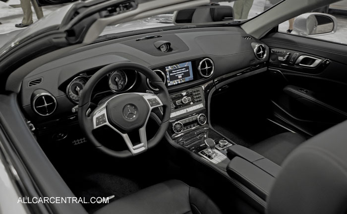 Mercedes Benz SL Roadster SN-WDDJK6FA9GF039670 2016 San Francisco Chronicle