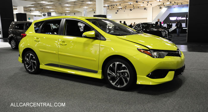 Scion Hatchback sn-JTNKARJE8GJ510567 2016 San Francisco Chronicle