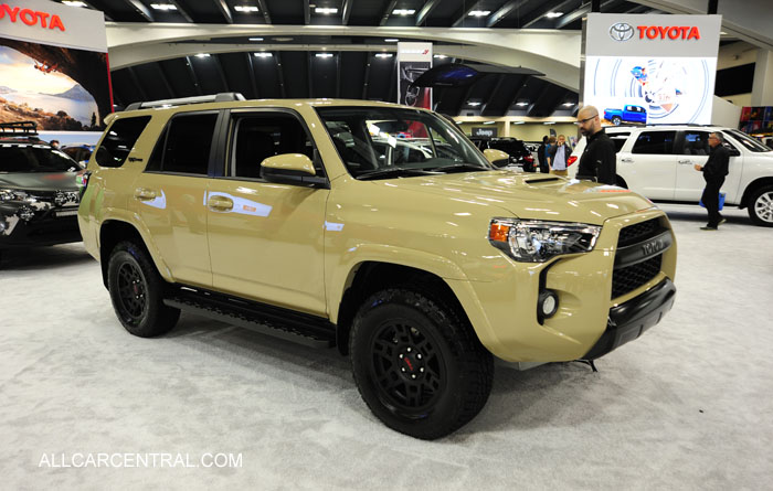 Toyota 4Runner sn-JTEBU5JR1G5287686 2016 San Francisco Chronicle