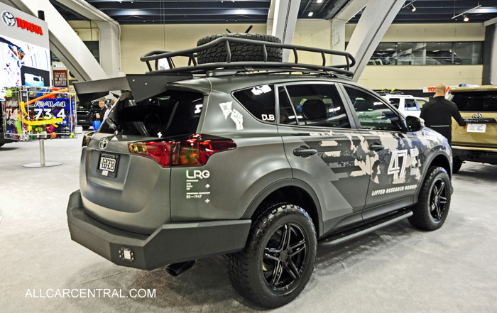 Toyota RAV4 DUB Edition 2016 San Francisco Chronicle