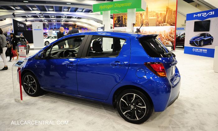 Toyota Yaris sn-VNKKTUD35FA054349 2016 San Francisco Chronicle