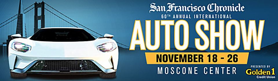 San Francisco Chronicle  Annual International Auto Show