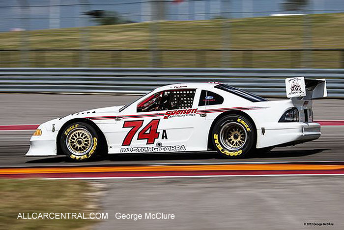 Ford Mustang TA 1995 Don Soenen United States Vintage Racing National Championship  2013