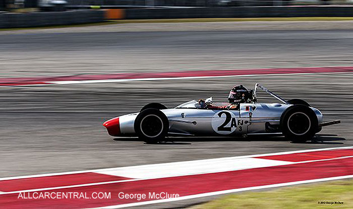 Lola Mk5A 1963 Art Hebert United States Vintage Racing National Championship  2013