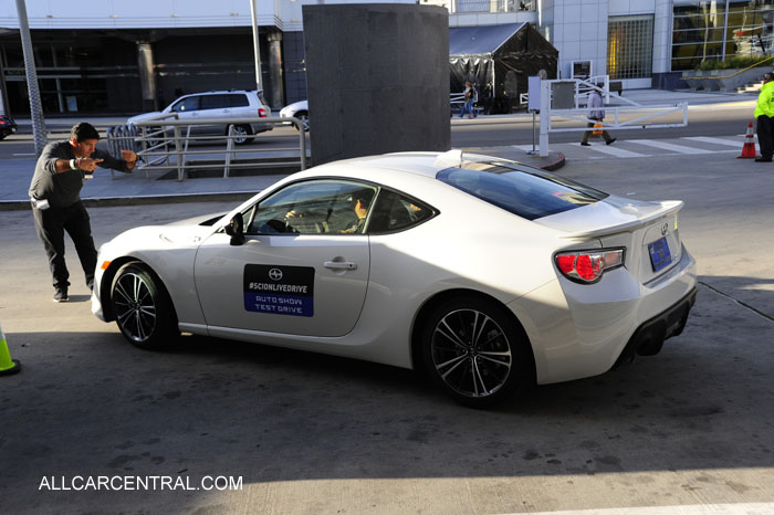 Scion FR S 2015Test Drive 11-15