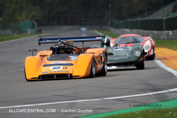 Six Hours SPA Francorchamps 2013