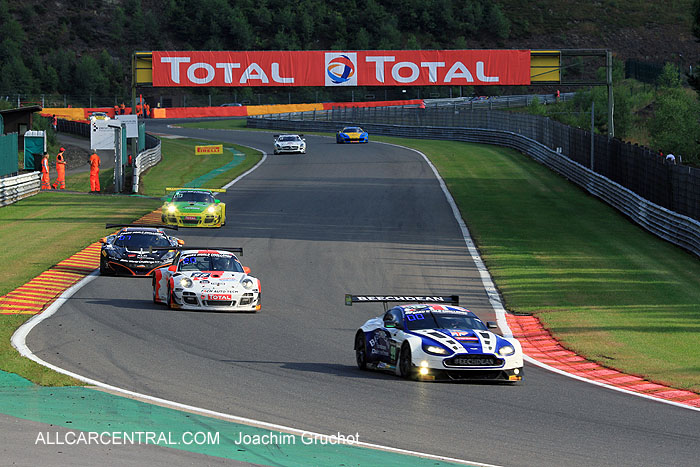 65th Total 24h of Spa-Francorchamps 2013