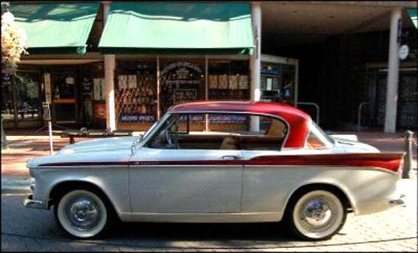 Sunbeam photographs and technical data - All Car Central ...