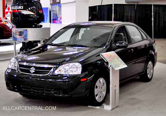 Suzuki Forenza How Durable Is The Car