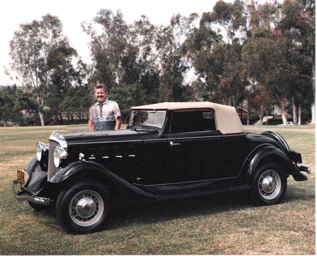 1935 Hudson Terraplane Coupe For Sale