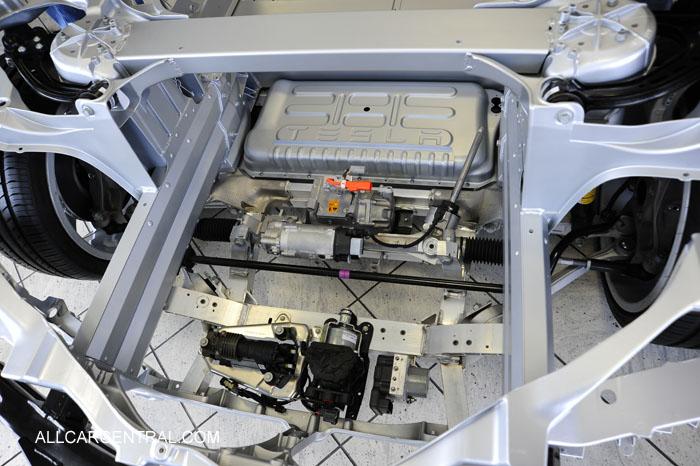 Tesla Cooling System Tesla Image