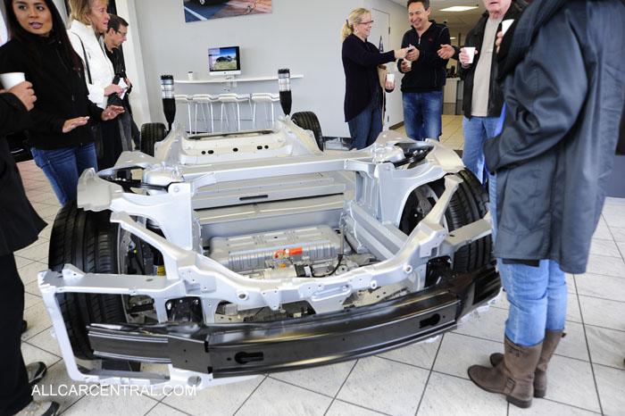 Tesla model s testdrive 2014 for Add electric motor to drive shaft