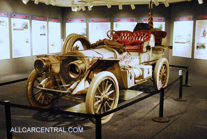 Thomas Flyer Model 35 New York-to-Paris Racecar 1907