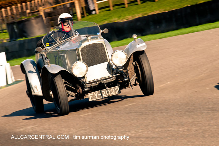 Vintage Sports Car Club 2012 Autumn Sprint Goodwood