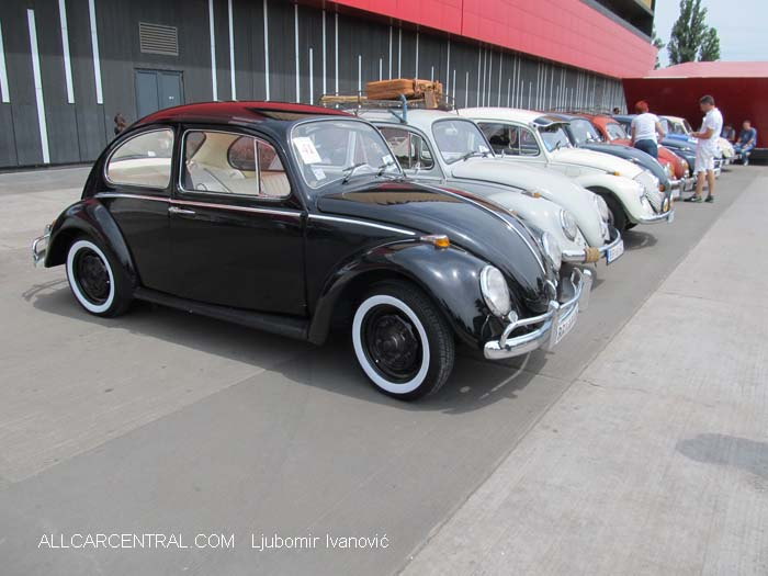 4th International classic air-cooled VW Show Belgrade 2015