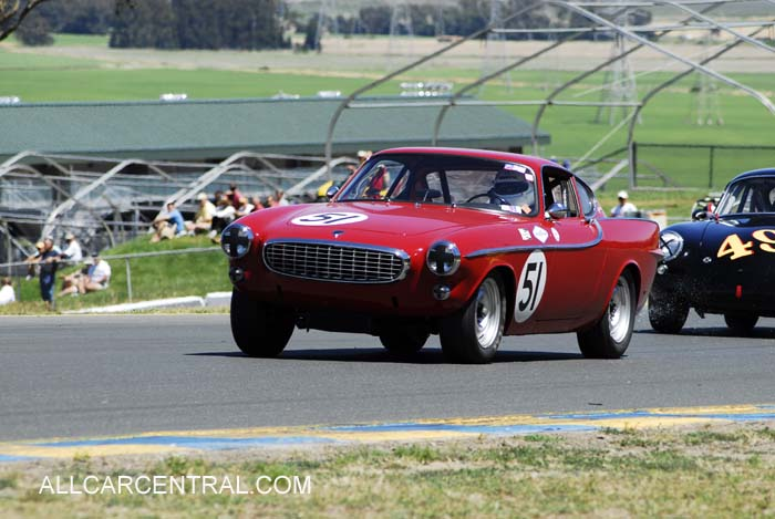 Volvo P1800A sn-14 1961