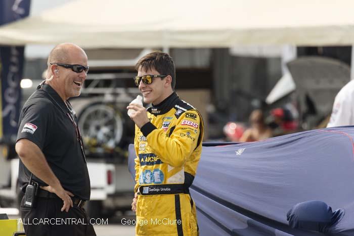 Pirelli World Challenge Mazda Raceway Laguna Seca 2015