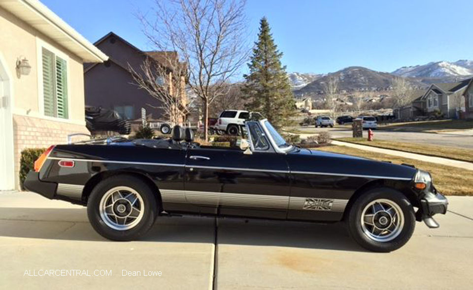 MGB Limited Edition sn-GHN5UL498886G 1979