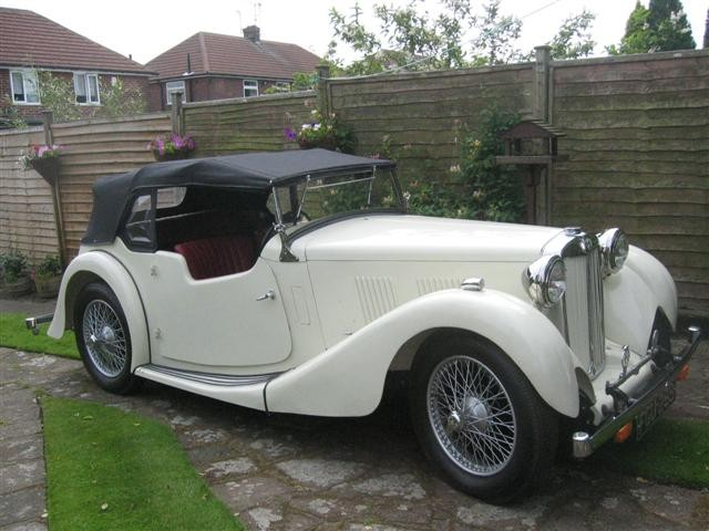MG VA Tourer 1938 All Car Central Magazine